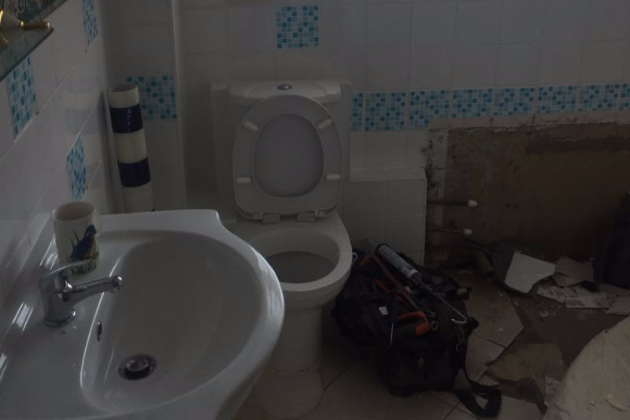 Bathroom - Shoreline - Worthing, Sussex